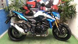 GSR 750 - 2016 - Azul