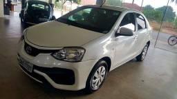 Etios Sedan Xs 1.5 automático