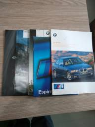 Coleção de Catálogos BMW M3 M5 M6