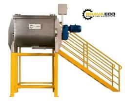 Misturador Industrial / Ribbon Blender / Misturador Horizontal