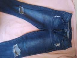 Calça jeans Destroit ( Tam 42)