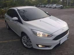 Ford Focus Se Plus 2.0 Automático 2016/2017 C/ Apenas 52 Mil Km Rodados 4 Pneus Novos