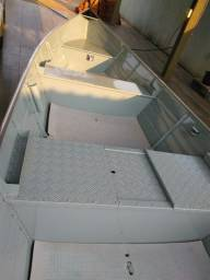 Vendo conjunto barco zero km c carreta galvanizada15.900.00