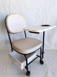 Mesa manicure/ cadeira manicure/ mesa unha gel/ cirandinha / moveis para manicure