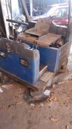 Varredeira industrial (reformar ou retirar peças