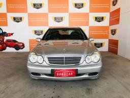 Mercedes benz C180 2002 - Top de linha