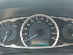 KA+ de particular com 27400 km rodados
