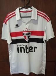 Kit camisetas oficiais São Paulo tamanho M