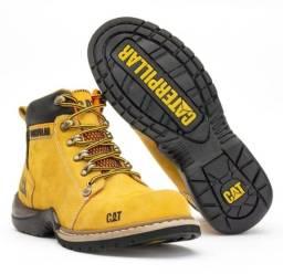Boot Men Caterpillar Cor Milho