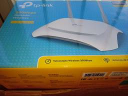 Roteador Wireless N 300mbps Tl-wr840n