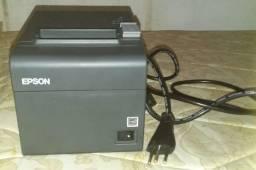 Mini impressora de recibos