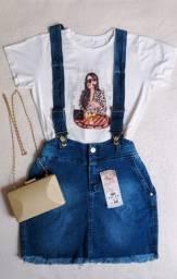 Blusas a partir de 26,00 jeans apartir de 40,00