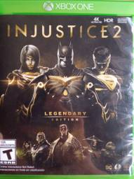 Game: Injustice 2 Legendary Edition- Xbox one