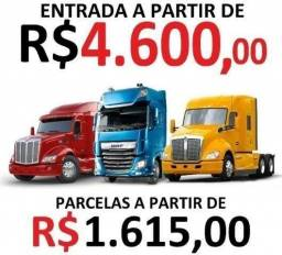 Volvo, Ford, Agrale, Constellation, Scania, Accelo, Randon (Sinal+Parcelas)