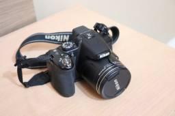 Câmera Nikon Coolpix P520 - 18 Megapixels - Zoom 42x
