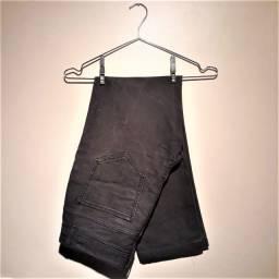 Calça Pool Jeans - Slim Fit - Preta