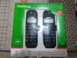 Telefone sem fio com extesão sem fio
