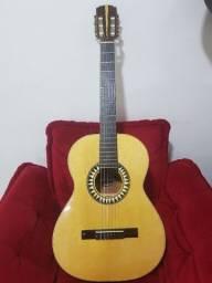 Violão de Luthier (todo maciço)