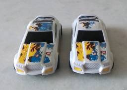 2 carrinhos hotwheels