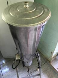 Liquidificador Industrial inox 25L metvisa