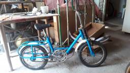 Bicicleta Caloi Berlineta Aro 14