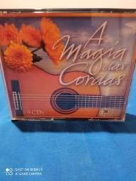 Coleção CDs a magia das cordas