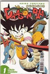 Mangás de Dragon Ball e Dragon Ball Z
