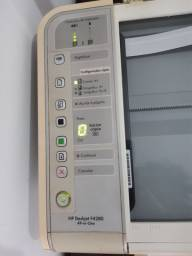 Impressora, scanner e xerox - HP Deskjet F4280