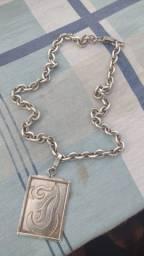 cordão de Prata  200g