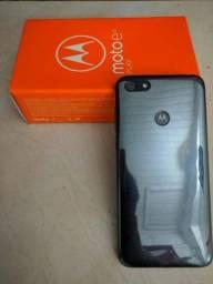 Moto E6 play na caixa