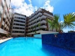 Apartamento à venda com 1 dormitórios em Cabo branco, João pessoa cod:36977