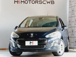 PEUGEOT 308 ALLURE 2.0 FLEX 4P MANUAL - 2013 - AZUL