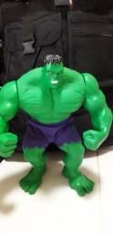 Boneco Hulk Gigante  45 cm Comics Marvel Hulk