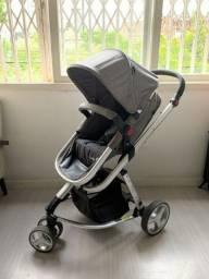 Carrinho de bebê + bebe conforto - Mobi , safety 1st