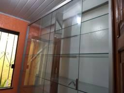 Vitrines de alumínio e vidro - Ilhéus
