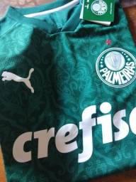 Camisa oficial do Palmeiras