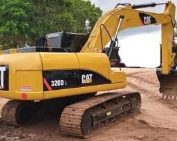 Escavadeira Caterpillar 320DL - 2011
