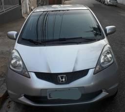 Honda FIT DX ano 2011 - Prata