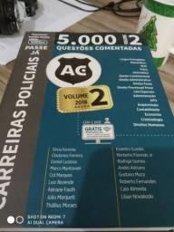 5000 questões comentadas Alfacon