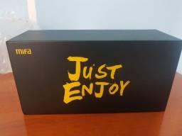 Caixa de som portátil Mifa A10+ Nova