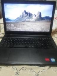 Notebook Dell I15 Intel Core I5, 8 Gb de Ram, 2 Tb, Placa de Video Radeon