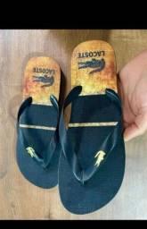 Sandálias masculina e feminina