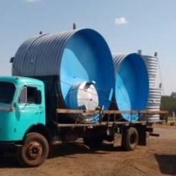 Caixa d'água Bebedouro Carreta agrícolas Tanques