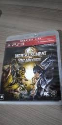 Mortal kombat original pega em pinhais