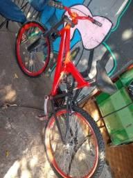 Título do anúncio: Bicicleta aro 26 usado