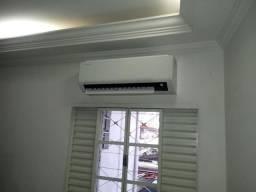 Instalação em ar condicionado