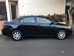 Corolla 1.6 XLi Automatico 2009 Gasolina - Impecável