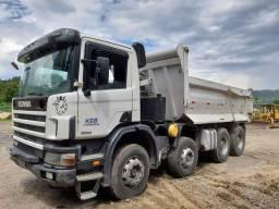 Scania 420 6X4  basculante