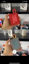 Lançamento caixa de som JBL Go3