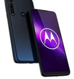 Motorolaone macro fechado sem uso
